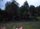 200906 - Brand des Vereinsheims der Bogenschützen in Marktredwitz